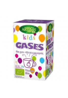 ARTEMIS BIO Kids GASES 20 tisanas