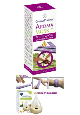 INTERSA AROMAMOSKIT 15ml + Brazalete