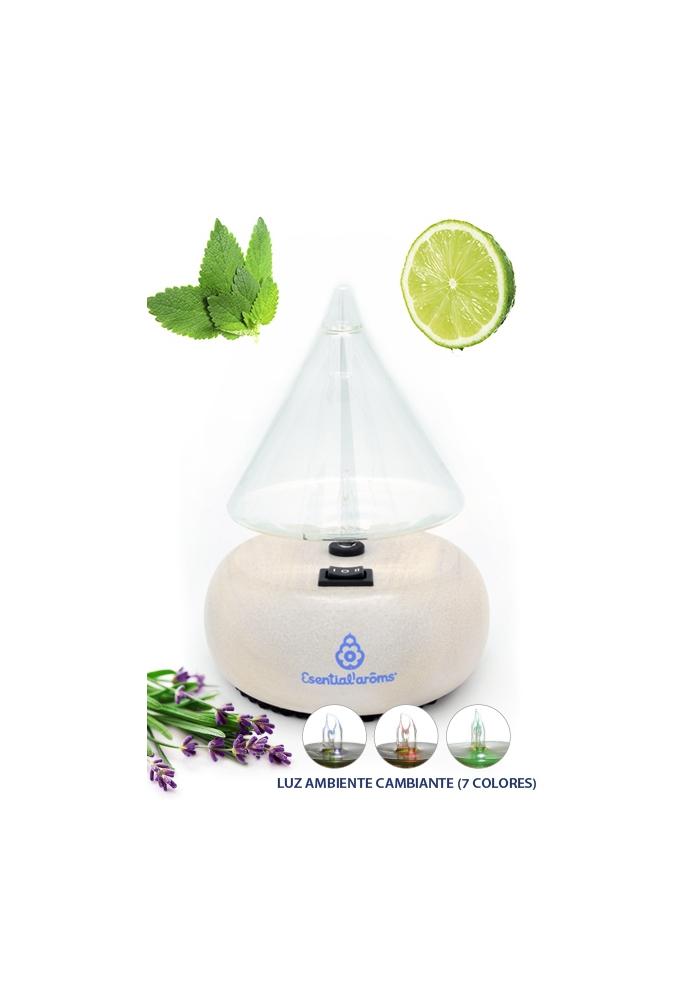 AROMA ESENTIAL Difusor Aceites esenciales