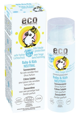 ECO COSMETICS Crema Solar Bebé Neutra SPF50 50ml