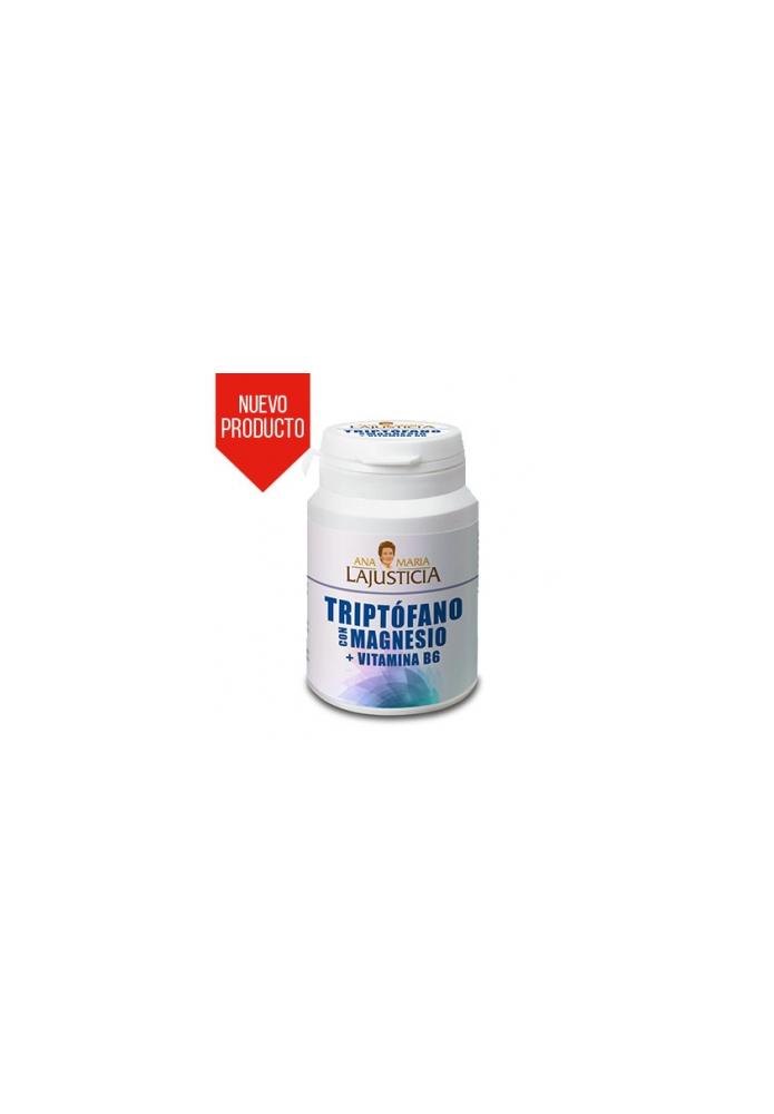 ANA MARIA LA JUSTICIA Triptofano + Magnesio + Vitamina B6 60 comp.