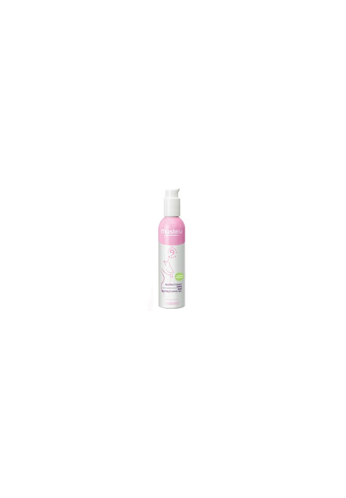 MUSTELA 9 Meses Reestructurante Corporal Post-Parto 200ml