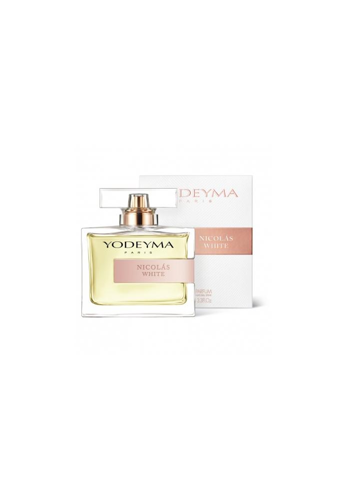 YODEYMA Perfume Nicolás White 100ml