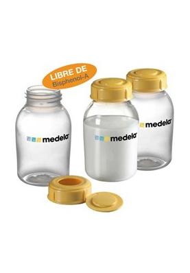 MEDELA Pack Botella-Biberón 3 uds.