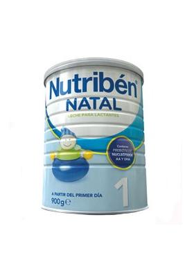 NUTRIBEN Natal Leche lactantes 900g