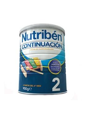 NUTRIBEN Continuación Leche de continuación 900g
