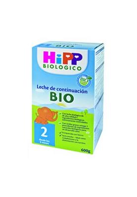 HIPP Biológico 2 Leche de continuación 800g