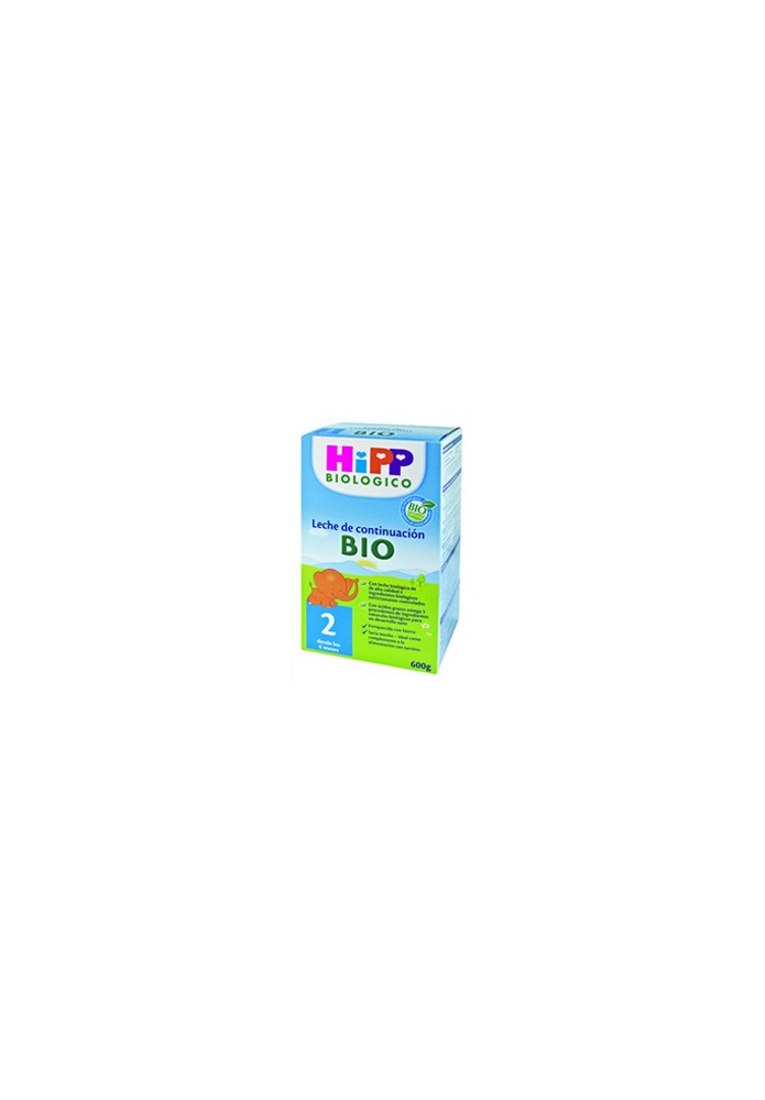 HIPP Biológico Leche de continuación 600g