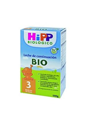 HIPP Biológico 3 Leche de crecimiento 600g