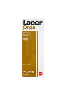 LACER Oros Colutorio 500ml