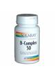 SOLARAY B-Complex 50 caps.