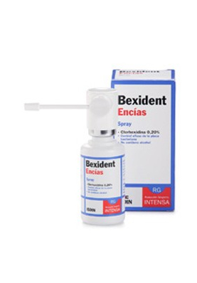 BEXIDENT Encías Clorhexidina Spray 40ml