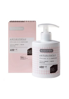 SUAVINEX Antiestrías 400ml
