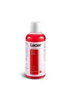 LACER Colutorio 500ml + 100ml REGALO