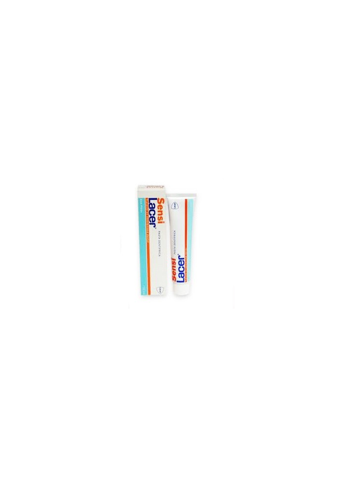 LACER Sensilacer Pasta dental 125ml