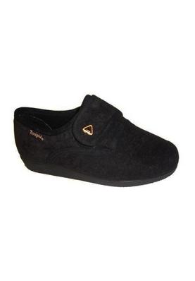 TOVIPIE Zapatilla Velcro Negra