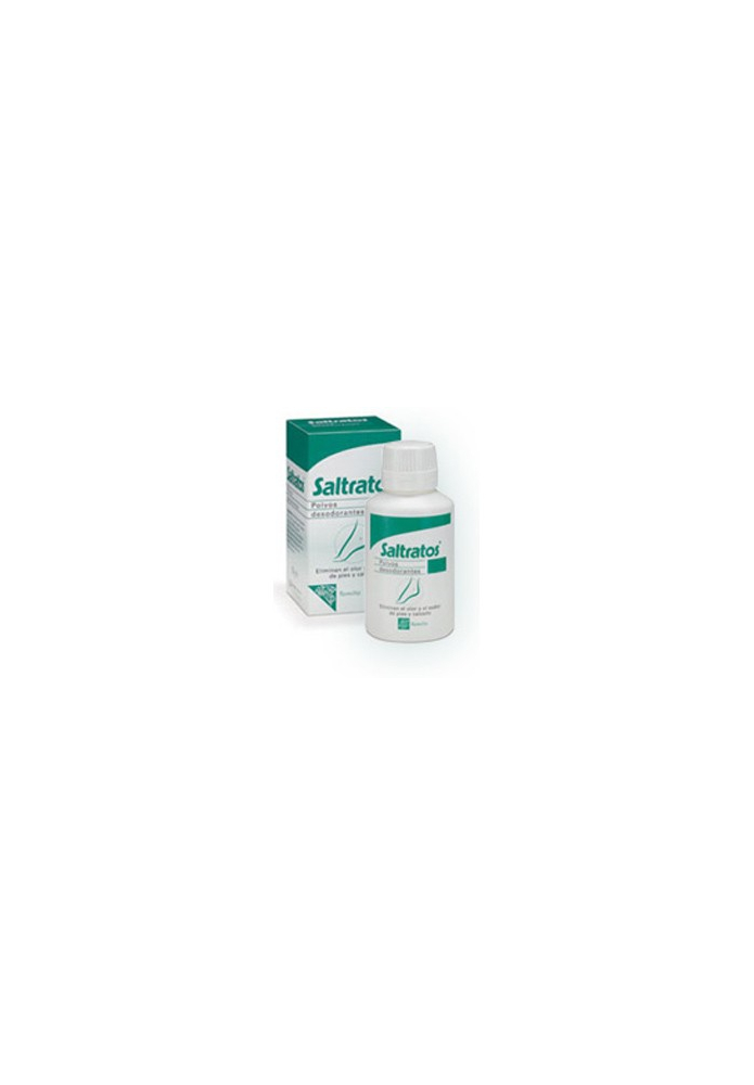SALTRATOS Polvos Desodorantes 50g