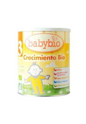 BABYBIO 3 Leche de Crecimiento 12 meses - 3 años 900g