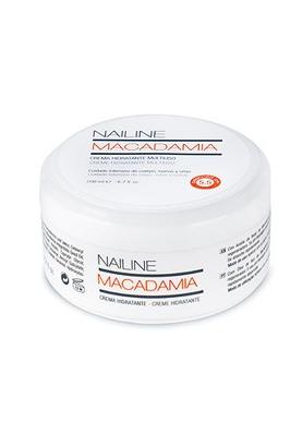 NAILINE Crema Hidratante Multiuso Macadamia 200ml