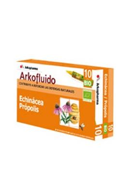 ARKOPHARMA Arkofluido Equinácea y Própolis 10 amp.
