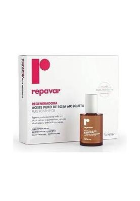 REPAVAR Regeneradora Aceite de Rosa Mosqueta, 15ml