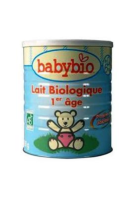BABYBIO 1 Leche Inicio 0 - 6 meses 900g