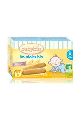 BABYBIO Galletas Dentición 120g