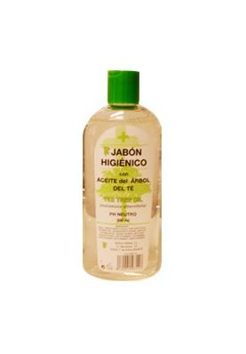 Jabón Higiénico al Aceite de Árbol del Té 300ml