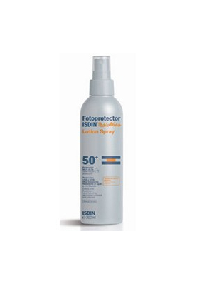 ISDIN Pediatrics Fotoprotector Loción Spray SPF50 200ml