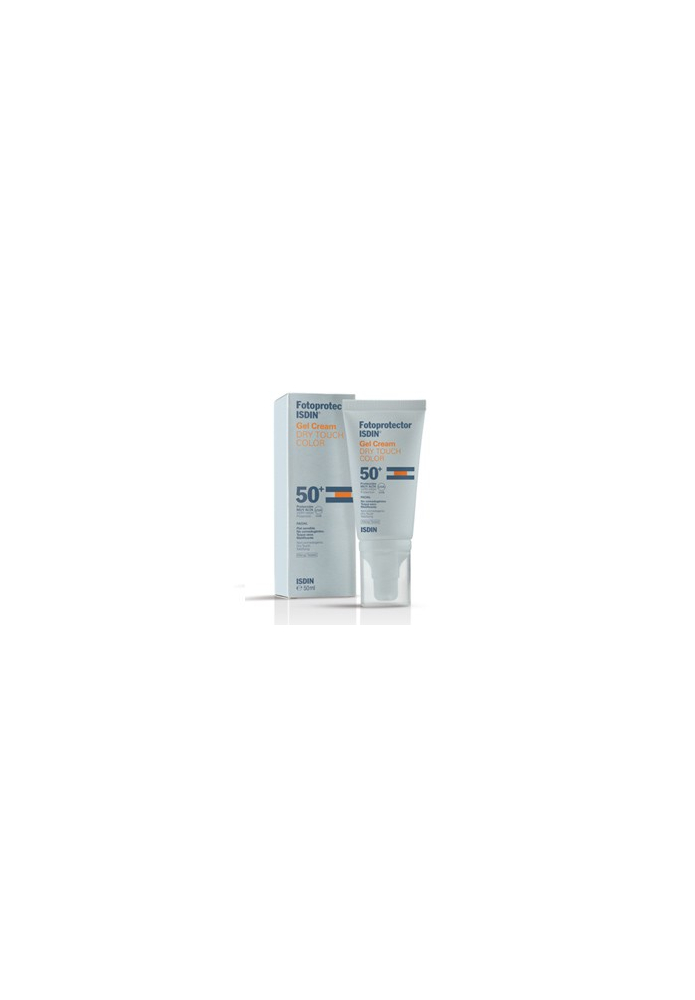 ISDIN Fotoprotector DRY TOUCH COLOR Gel Cream SPF50 50 ml