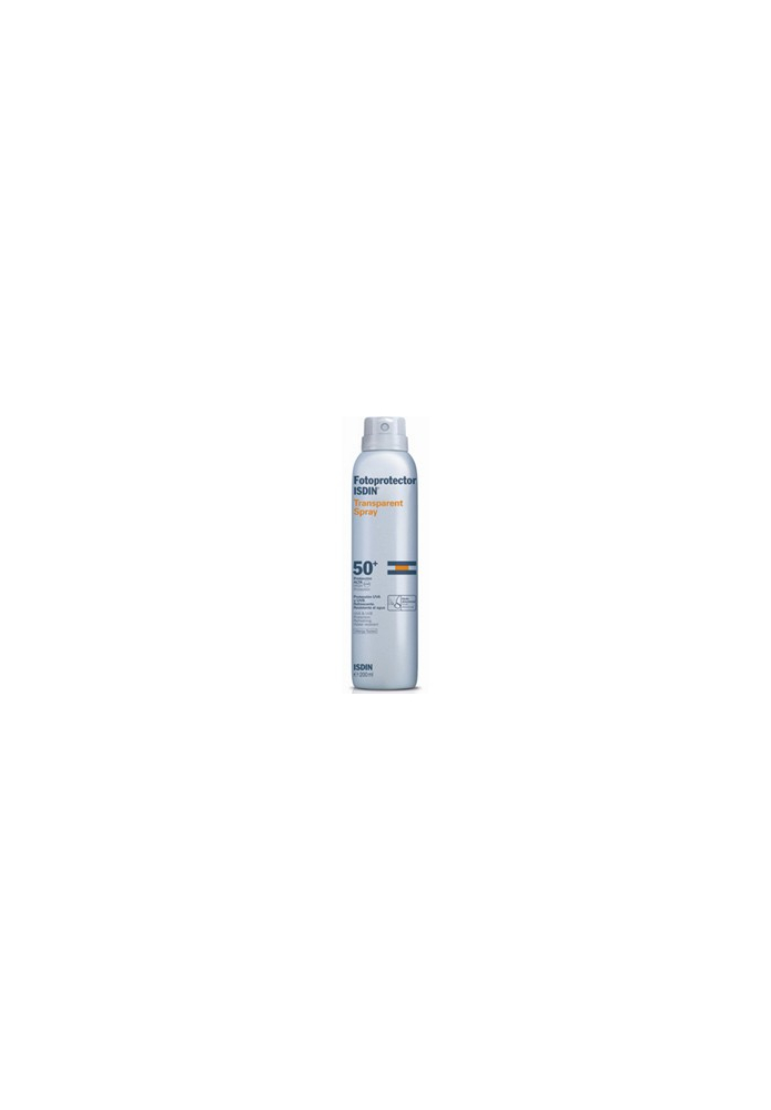 ISDIN Fotoprotector Transparent Spray SPF50 200ml
