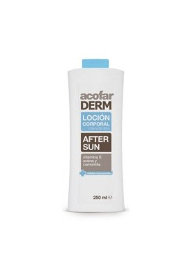 acofarDERM Loción Corporal After Sun 250ml