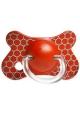 SUAVINEX Chupete Fusion tetina anatómica Látex +12 meses 2 uds.