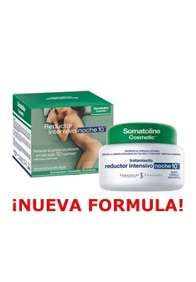 SOMATOLINE Reductor Intensivo Noche 10 450ml