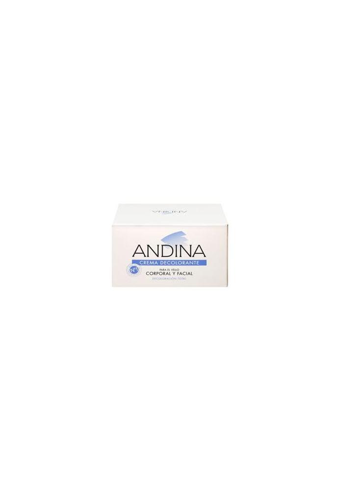 ANDINA Crema decolorante 100ml