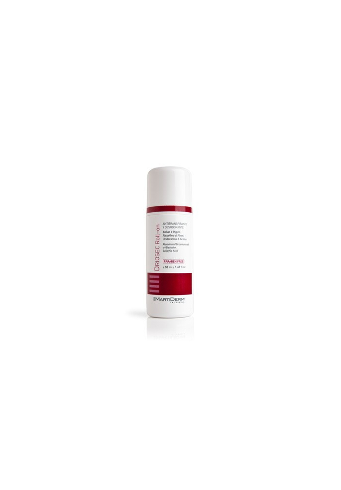 MARTIDERM Driosec Roll-on Axilas e Ingles 50ml