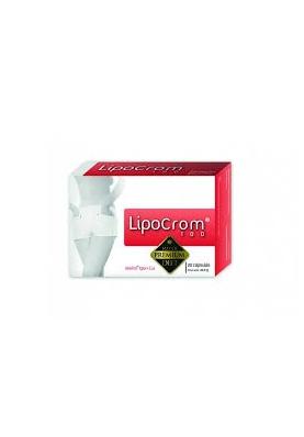 Lipocrom 20 cápsulas