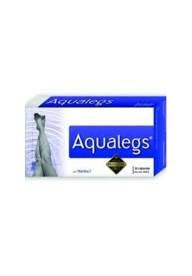 Aqualegs 30 cápsulas