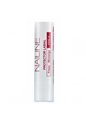 NAILINE Protector Labial Fresa 4g