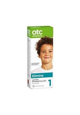 OTC Permetrina 1,5% Loción 125ml