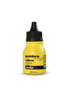 ACOFARMA Povidona iodada 10% 50ml