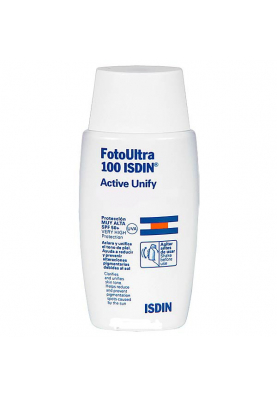 ISDIN FOTOULTRA Active Unify Antimanchas sin color SPF50 50ml