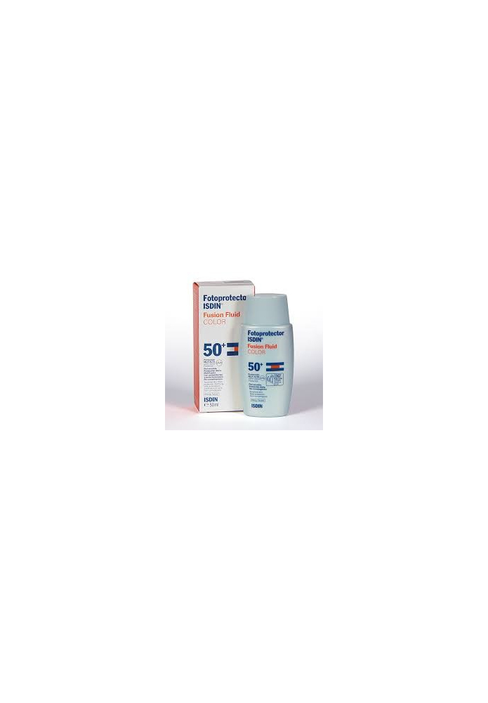 ISDIN FUSION Fluid con color SPF50 50ml