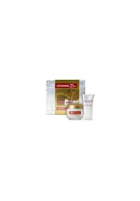 LIPOSOMIAL Pack Crema Antienvejecimiento 50ml + Reafirmante cuello y escote 25ml
