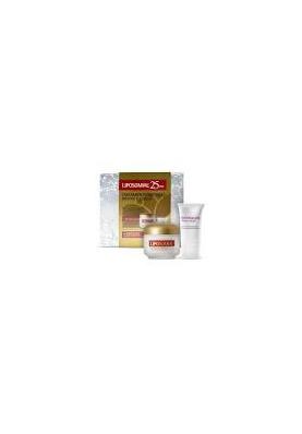 LIPOSOMIAL Pack Crema Antienvejecimiento 50ml + Reafirmante cuello y escote 25ml