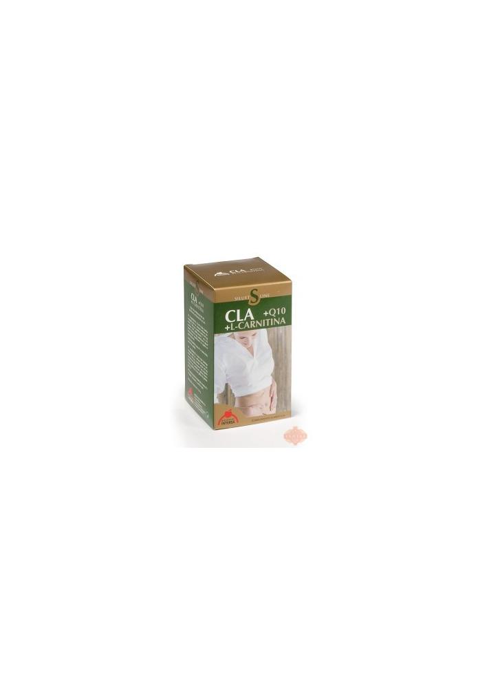 BISILUET CLA--Q10-L-CARNITINA 60 PERLAS