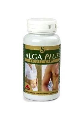 ALGA-PLUS Chorella + Espirulina + Fucus 80 caps.
