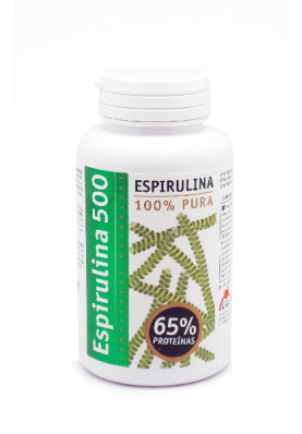 ESPIRULINA 500 180 comp.