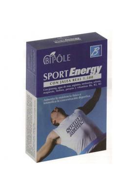 SPORT ENERGY (sin conservantes) 20 amp.
