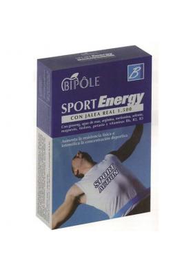 INTERSA SPORT ENERGY (sin conservantes) 20 amp.